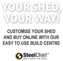 SteelChief - About SteelChief | how to choose the right shed | Scoop.it