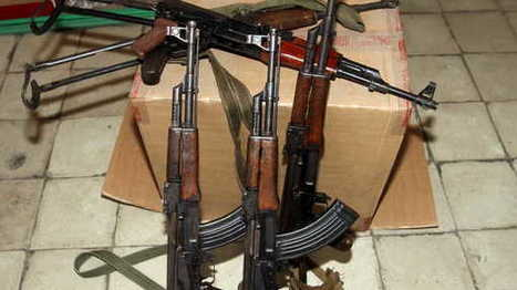 Comment les armes se retrouvent-elles dans les mains des terroristes ? France Culture 40 mn #terrorisme #armement | Infos en français | Scoop.it