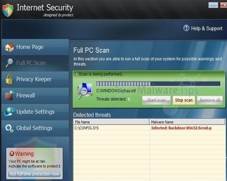 Remove Internet Security 2013 Virus - Fake Internet Security(designed to protect) Manual Removal - Tee Support Blog   Uinstall the unneeded programs.   Scoop.it