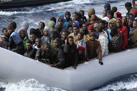 EU Migrant Crisis: Record number of boat migrants reach Italy in 2016 | European Union - Justice and Home Affairs | Scoop.it