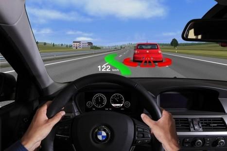 "Head-Up Display 2.0 - Augmented Reality | La ""Réalité Augmentée"" (Augmented Reality [AR]) | Scoop.it"