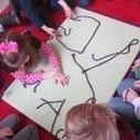We read Harold and the purple crayon in preschool | Teach Preschool | Scoop.it