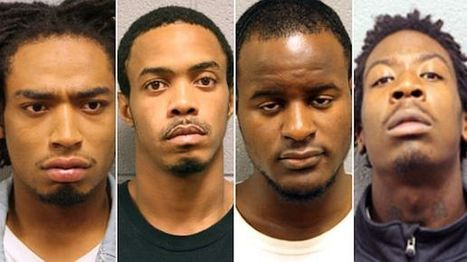 Four Charged in Mass Chicago Shooting | SocialAction2015 | Scoop.it