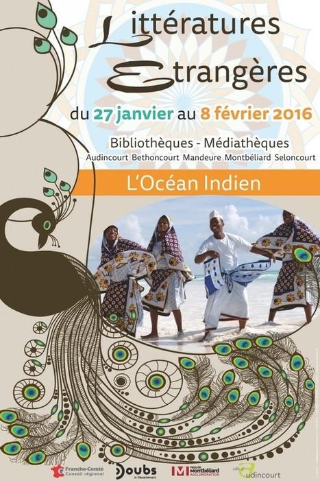 Littératures étrangères - Ville d'Audincourt | INFOS CULTURELLES | Scoop.it