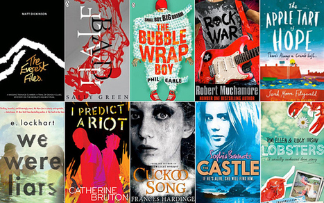The 39 best YA books of 2014 (recommended by The Telegraph) | Bradwell Institute Media | Scoop.it