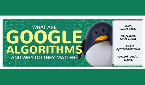 SEO Basics: What are Google Algorithms and Why Do They Matter? | JAV - #SocialMedia, #SEO, #tECONOLOGÍA & más | Scoop.it