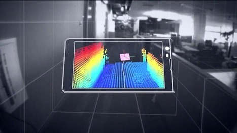 Project Tango by @Google ATAP - Machine vision eyes and spatially aware brains | e-merging Knowledge | Scoop.it