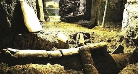 Encuentran tumbas de la época bizantina en Estambul | ArqueoNet | Scoop.it