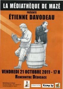 Rencontre dans le Maine et Loire! Etienne Davodeau et Emile Bravo à Mazé | Emyrky, dévoreuse de bande dessinée… | Bande Dessinée | Scoop.it