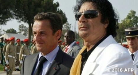 Campagne Sarkozy 2007: le carnet d'un dignitaire libyen mentionnant des versements aux mains de la justice | Econopoli | Scoop.it