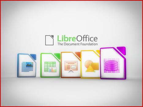 Tutos : Mise à jour des fiches LibreOffice 4.4 | Blog du prof T.I.M. – Lycée du Mené – Informatique | Ressources pour la Technologie au College | Scoop.it