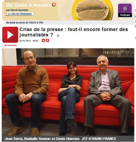 Crise de la presse: faut-il encore former des journalistes? | DocPresseESJ | Scoop.it