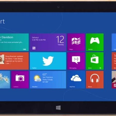 Twitter App Now Available for Windows 8   women vs. gays   Scoop.it
