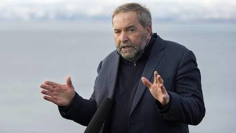 Mulcair pushes home retrofits, renewable energy as part of climate-change plan | GarryRogers NatCon News | Scoop.it