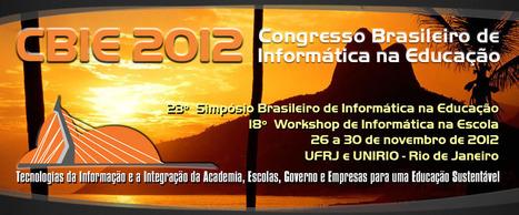 CBIE 2012 - CBIE2012 - submissão de trabalhos até agosto | #TIAEBrasil | Scoop.it