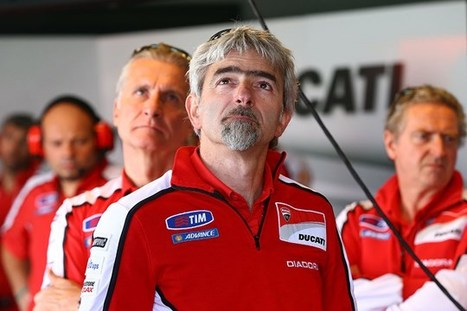 Ducati boss: 'I'm sorry I couldn't help Crutchlow get right feeling' | MCN | Ductalk Ducati News | Scoop.it
