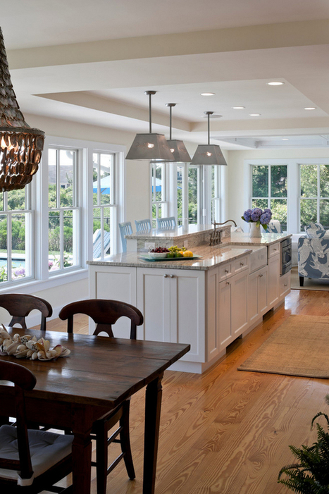 Traditional Coastal Home at its Best | Interior design | Scoop.it