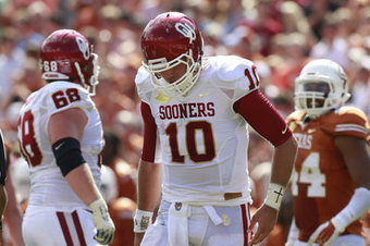 Many In The Sooner Nation Are Upset Over The Offensive Game Plan Used Against Texas | Sooner4OU | Scoop.it