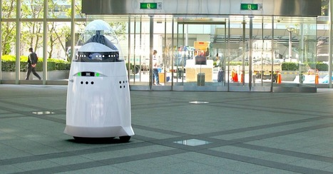 The K5 Robot: A Roomba for Crime | Disruptive Innovation | Scoop.it