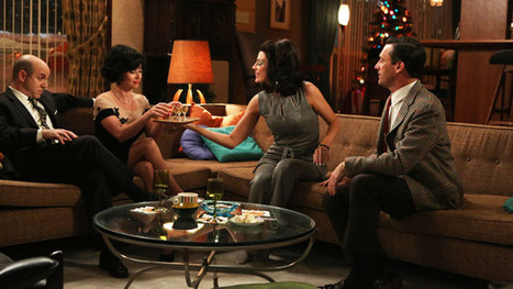 Five Things to Worry About With 'Mad Men'   TVFiends Daily   Scoop.it