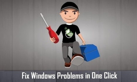 How to Easily Repair and Fix Common Windows Problems | Blogging Tips | Scoop.it