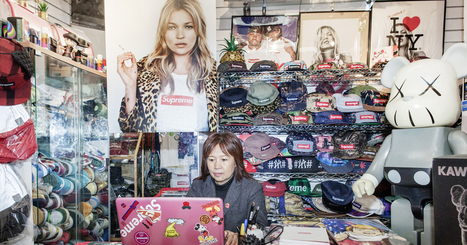Flipping Supreme: An Underground Clothing Store in Chinatown | Race to Stagnation | Scoop.it