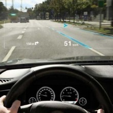 Augmented Reality May Be Coming To A Car Windshield Near You - ReadWrite | AR | Scoop.it