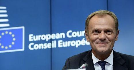 Le premier ministre polonais Donald Tusk prend la tête du Conseil européen | Union Européenne, une construction dans la tourmente | Scoop.it