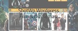 ShotWp Wordpress Film & Dizi Teması | metinsarac.net | Kişisel Blog | Scoop.it
