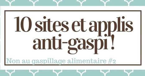 Un Blond & Une Brune: 10 sites internet anti-gaspi vraiment cool ! | L'e-Space Multimédia | Scoop.it