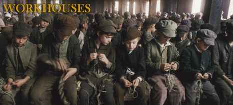 Film Education | Resources | Oliver Twist | Workhouses | History Alive 9. The Industrial Revolution | Scoop.it