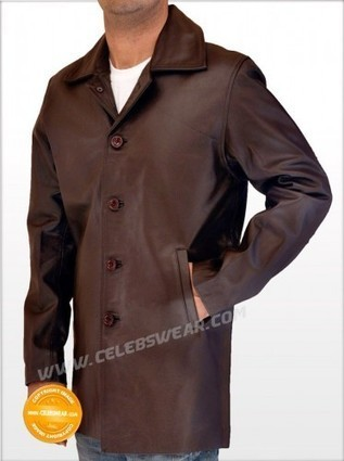 Supernatural Leather Jacket | Dean Winchester Leather Coat | Dean Winchester Supernatural Jacket | Scoop.it