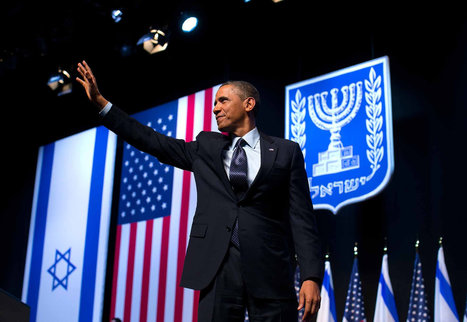 Obama Appears to Move Closer to Israeli Position on Peace Talks | Israeli Palestinian Conflict Freedom Essay | Scoop.it