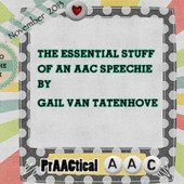 The Essential Stuff of an AAC Speechie by Gail Van Tatenhove | AAC and Literacy- Bridging the Gap | Scoop.it