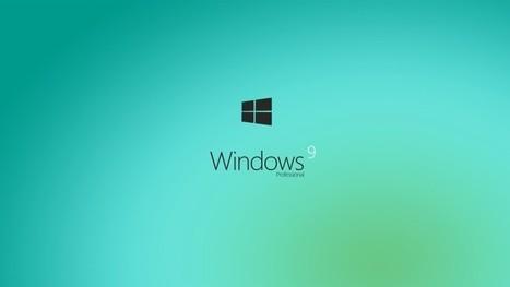 La bêta de Windows 9 devrait arriver en septembre | Geeks | Scoop.it