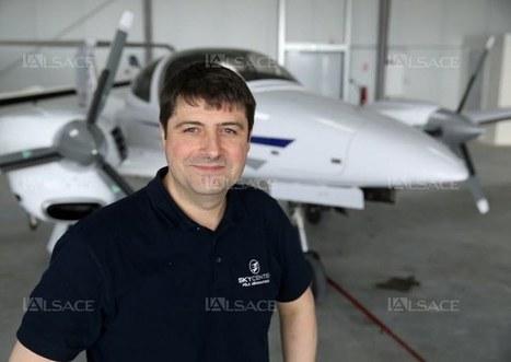 Entzheim : du simulateur au vol réel | Strasbourg Eurométropole Actu | Scoop.it