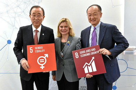 UN announces first-ever High-Level Panel on Women's Economic Empowerment | Reviera | Scoop.it