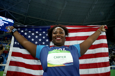 Meet The First US Woman To Win A Gold Medal In Shot Put | LibertyE Global Renaissance | Scoop.it