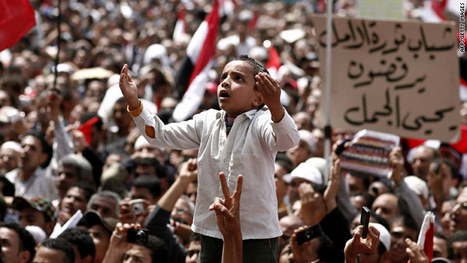 Egyptian troops told not to join Friday protest | Coveting Freedom | Scoop.it