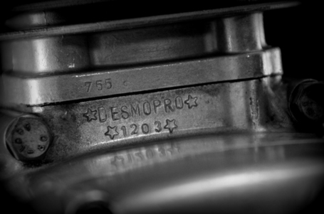 Mechanical beauty - Ducati 175 motor by DesmoPro | detail photo gallery | Vicki Smith | Ductalk | Scoop.it