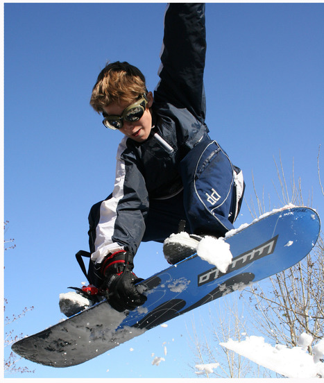 Snowboarding 101: All About The Snowboard Length | Lumilautailu | Scoop.it