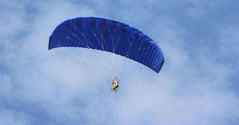Part of Scotland will soon be powered by kites | Heron | Scoop.it
