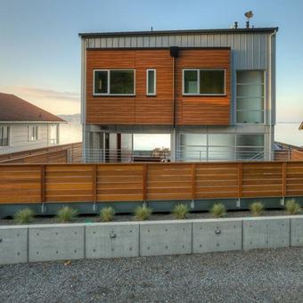 Yea or Nay? Tsunami-Resistant House Design Features Breakaway ... | Architecture, Building Design, Interior Design | Scoop.it