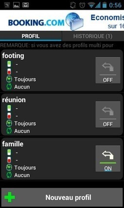 SMS Auto : envoi de SMS d'absence automatique sur Android | Geeks | Scoop.it
