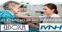 Les Français aiment leurs infirmières | Odoxa | Soins infirmiers (actualités) | Scoop.it