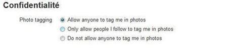 Twitter : comment interdire d'être taggé sur une photo   Inbound Marketing & Community Management   Scoop.it