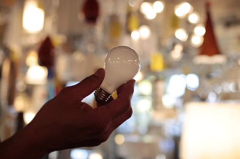A guide to light bulbs: How to save money, environment | Energy Savings | Scoop.it