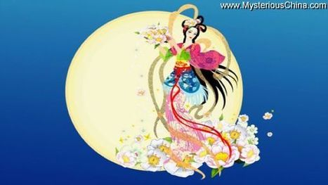 Chinese Myth Legend- The Moon Goddess | CHINA Y SUS CREENCIAS POLITEÍSTAS Y MITOLOGICAS | Scoop.it