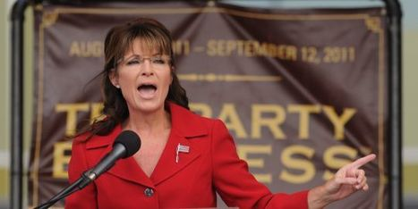 Un joint, une ligne de coke, un amant : l'image écornée de Sarah Palin | Mais n'importe quoi ! | Scoop.it