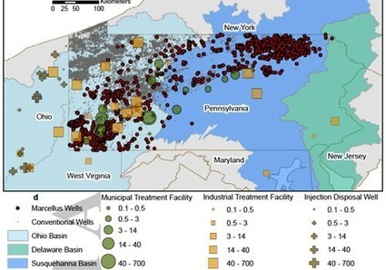Pennsylvania Fracking Wastewater Likely to Overwhelm Ohio Injection Wells | EcoWatch | Scoop.it